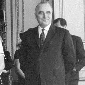 Georges Pompidou 2 of 5