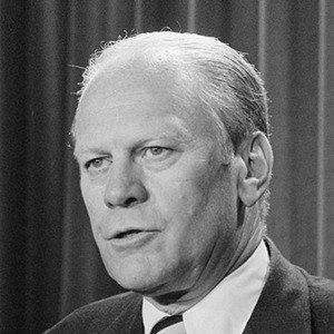 Gerald Ford 7 of 10