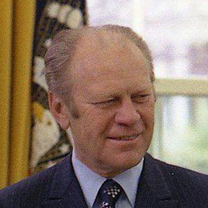 Gerald Ford 8 of 10