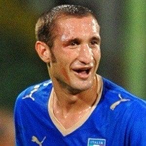 Giorgio Chiellini 2 of 5