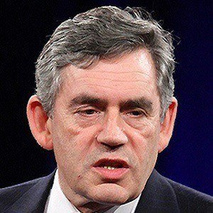 Gordon Brown 3 of 5