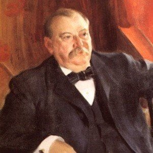 Grover Cleveland 4 of 4