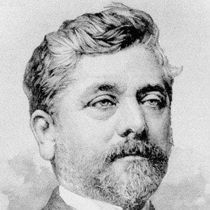 Gustave Eiffel 3 of 3