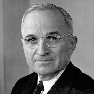 Harry S. Truman 5 of 6