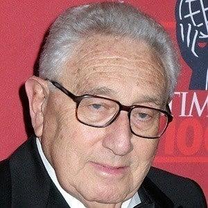 Henry Kissinger 4 of 4