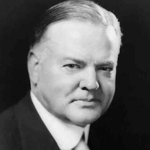 Herbert Hoover 3 of 5