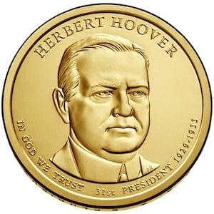 Herbert Hoover 5 of 5