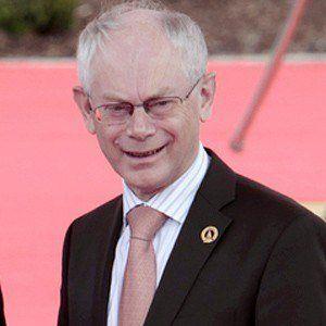 Herman Van Rompuy 2 of 3