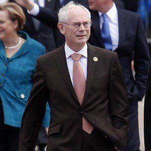 Herman Van Rompuy 3 of 3