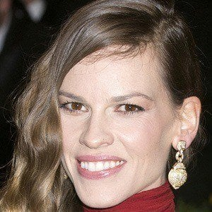 Hilary Swank 3 of 10
