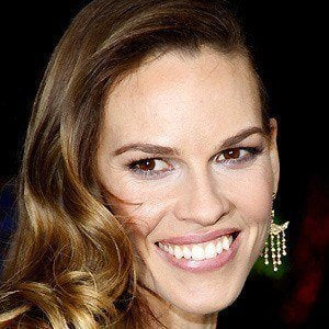 Hilary Swank 5 of 10