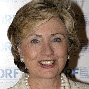 Hillary Clinton 9 of 10