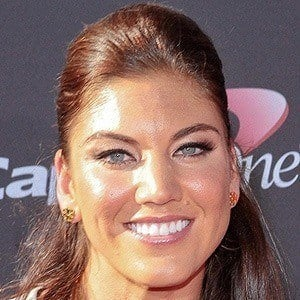 Hope Solo 2 of 6
