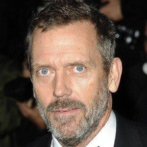 Hugh Laurie 2 of 10