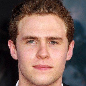 Iain De Caestecker 3 of 3