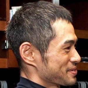 Ichiro Suzuki 2 of 2