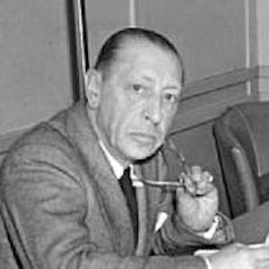 Igor Stravinsky 2 of 5