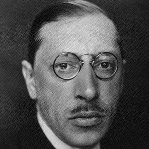 Igor Stravinsky 3 of 5