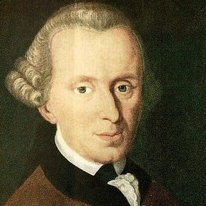 Immanuel Kant 2 of 4