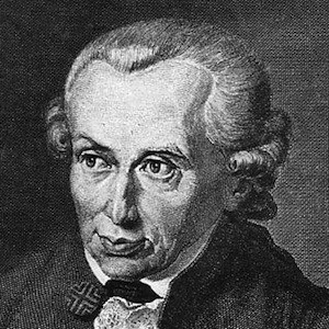 Immanuel Kant 3 of 4