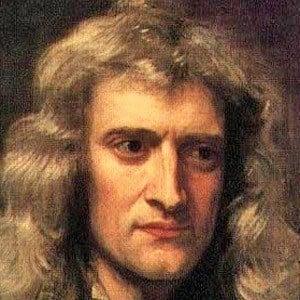 Sir Isaac Newton 2 of 8