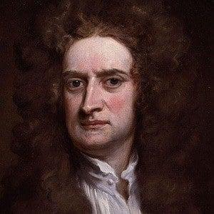 Sir Isaac Newton 4 of 8