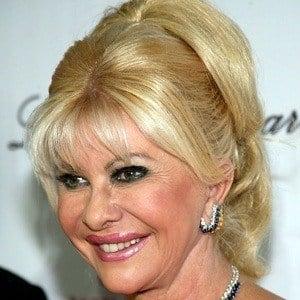 Ivana Trump - Bio, Facts, Family | Famous Birthdays