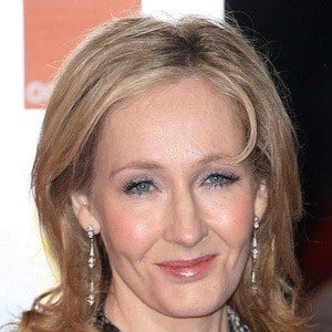 J.K. Rowling 2 of 10