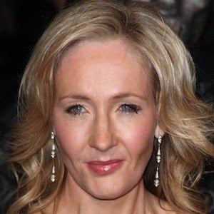 J.K. Rowling 3 of 10