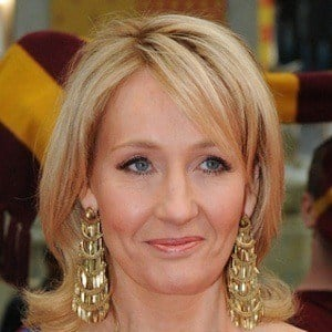 J.K. Rowling 4 of 10
