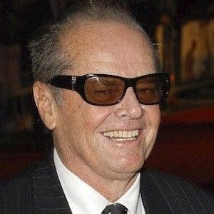 Jack Nicholson 7 of 10