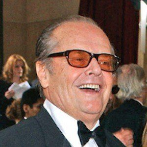 Jack Nicholson 9 of 10