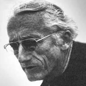 Jacques Cousteau 2 of 4