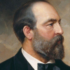 James A. Garfield 2 of 5