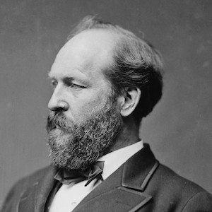 James A. Garfield 5 of 5