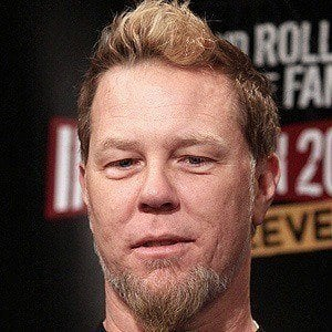 james hetfield bio facts family famous birthdays. Black Bedroom Furniture Sets. Home Design Ideas