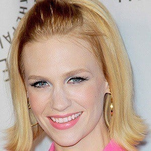 January Jones - Bio, Facts, Family | Famous Birthdays