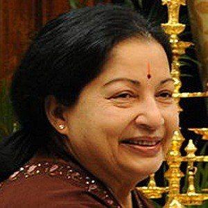 Jayalalithaa 2 of 2