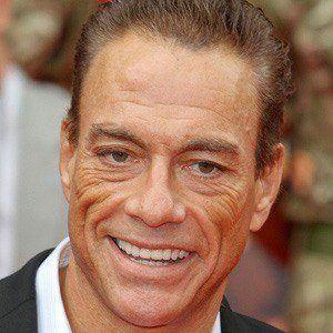 Jean Claude Van Damme ...