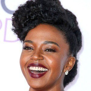 Jerrika Hinton 3 of 9