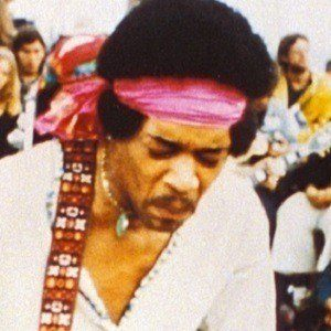 Jimi Hendrix 4 of 7