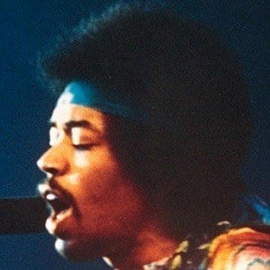 Jimi Hendrix 6 of 7
