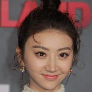 Jing Tian 2 of 3