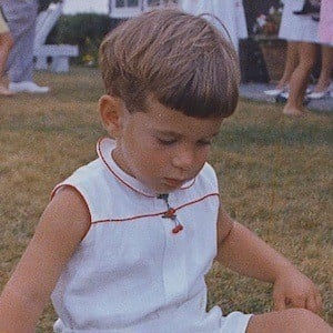 John F. Kennedy Jr. 3 of 3