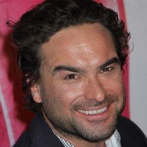johnny galecki 2016