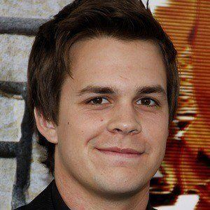 Johnny Simmons 3 of 5