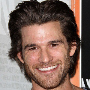 Johnny Whitworth 4 of 5