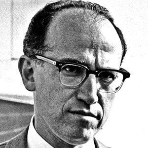 Jonas Salk 2 of 3