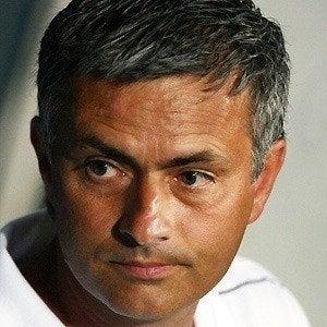 Jose Mourinho 4 of 7