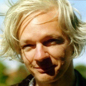 Julian Assange 2 of 3
